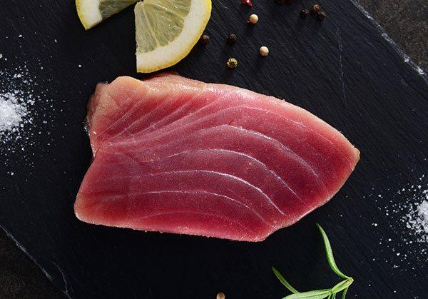 smoking tuna in electric smoker