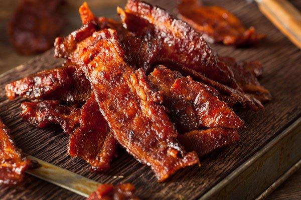 how to make homemade bacon jerky