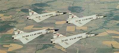 F-102 formation