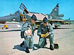 Most of my Cold War memories revolve around Perrin Air Force Base.