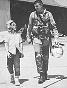kid and pilot