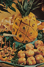 pineapple appetizers