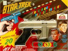 Star Trek tracer gun