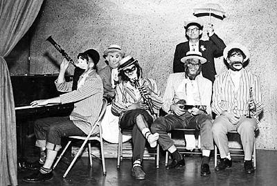 The Slam Bang Theatre Orchestra