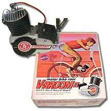 V-rroom engine by Mattel